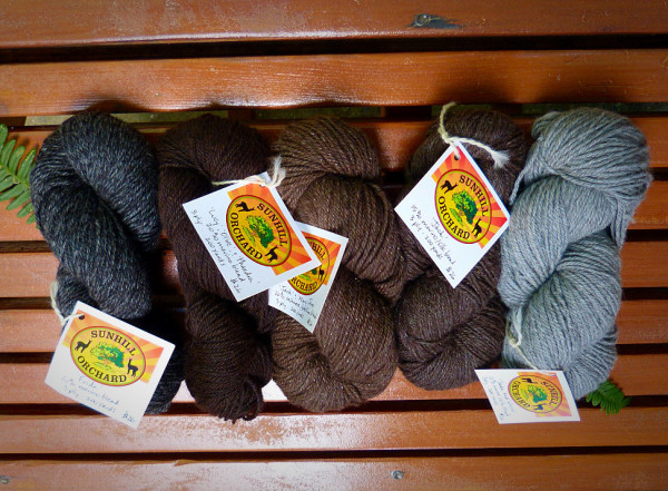 Beautiful Alpaca Yarn Just In!