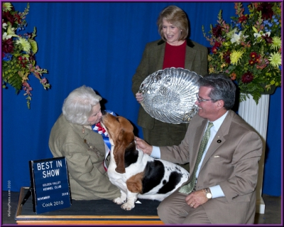 Kissing Best In Show