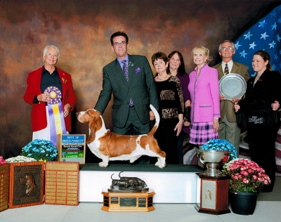 National Specialty Best of Breed Winner