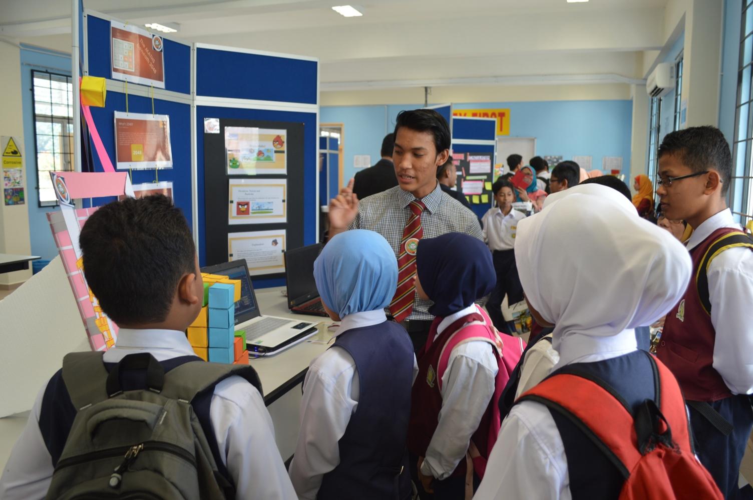 Maths Exhibition