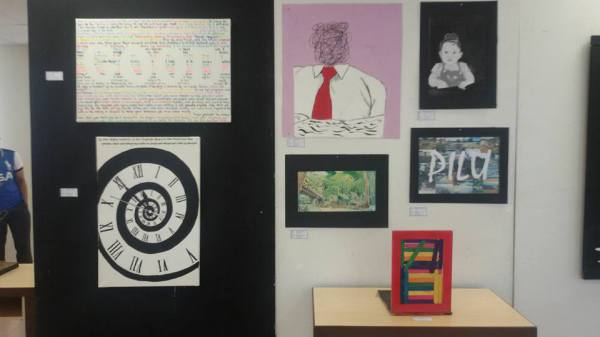 Visual Arts: IB Diploma Show