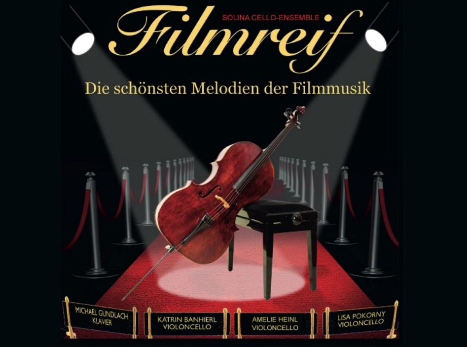 """CD """"Filmreif"""" Neuerscheinung"""