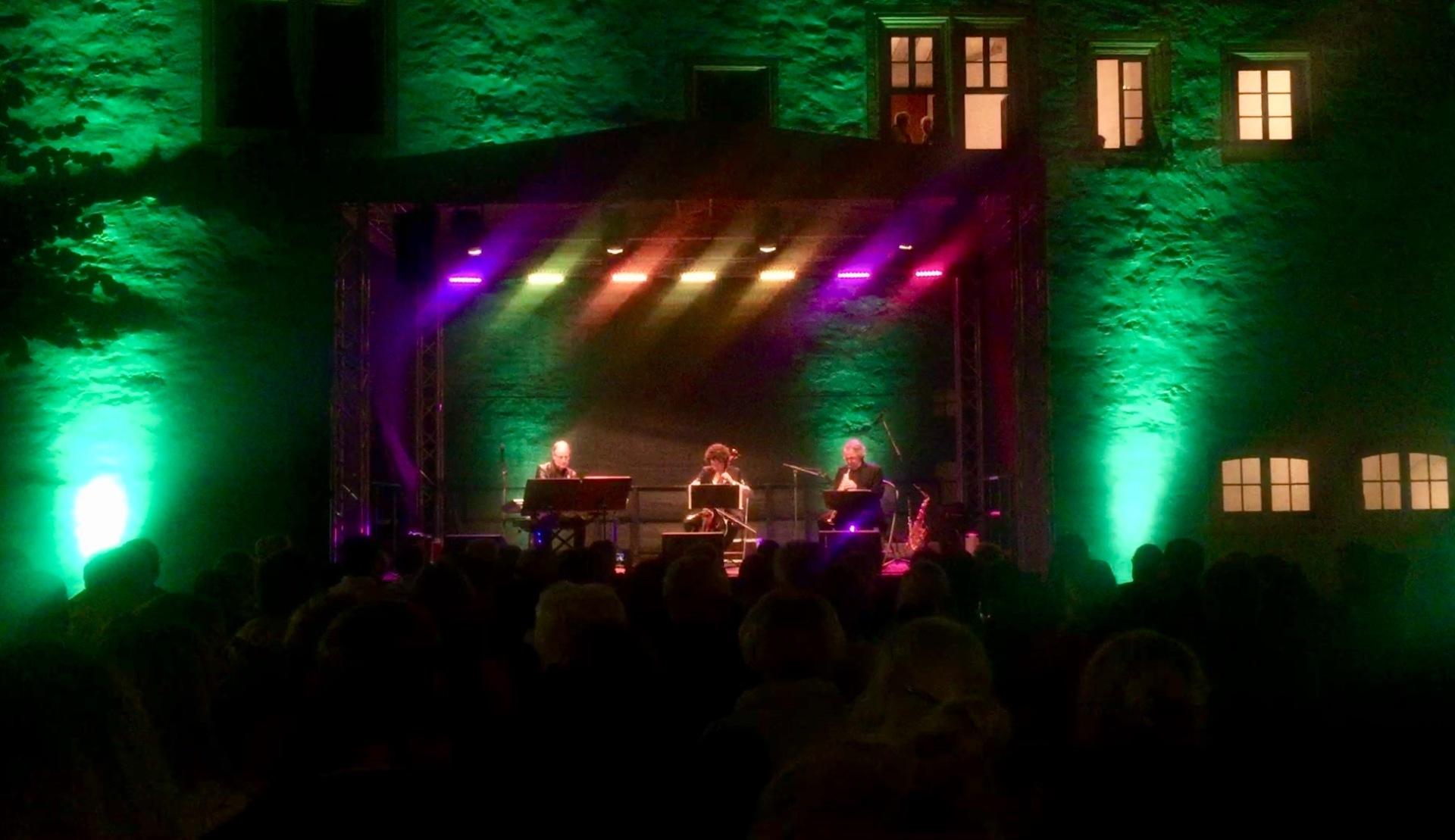 1400 Besucher bei Dornburger Schlössernacht