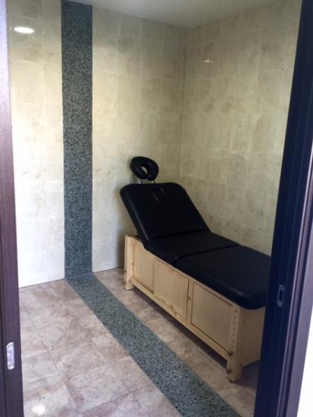 Body Scrub Room