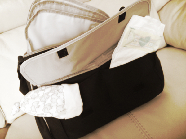 Changing Bags: Decide once you have had to use one