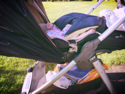 Carry Cots: Don't waste your money...in my opinion