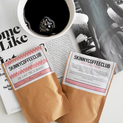 Skinny Coffee Lover