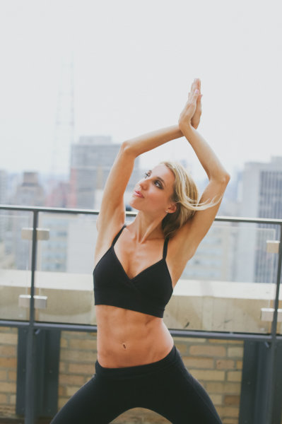Melissa Motion yoga teacher