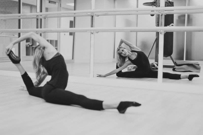 Melissa Motion Flexibility Training Splits
