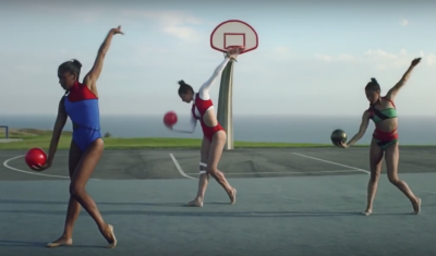 Splits Inspiration Rhythmic Gymnastics Video