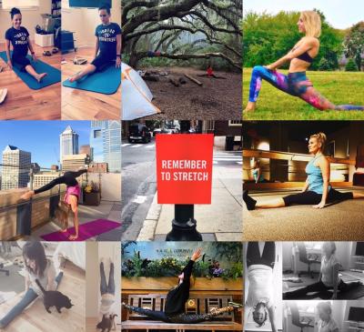 Motion Melissa fall yoga transformation