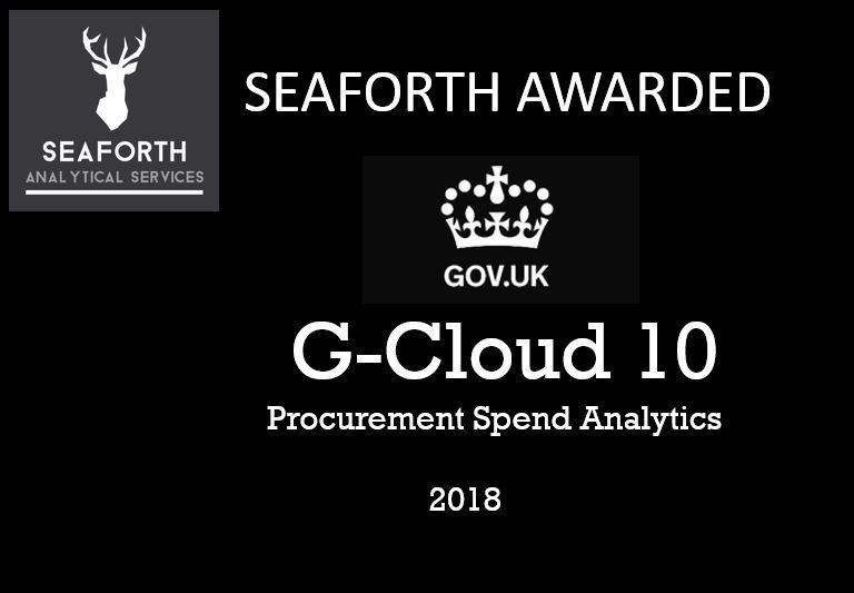 Seaforth Awarded Supplier Status on UK.Gov - Digital Marketplace