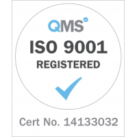 < Aspect3Sixty ISO 9001 Accredited with QMS for Provision of Industrial Rope Access and Non Destructive Testing Services>