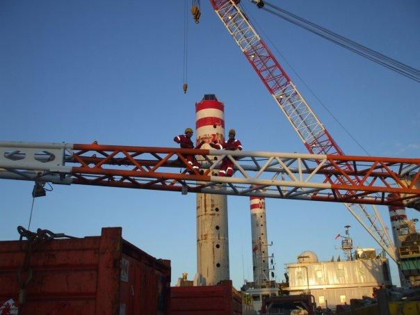 <Offshore Crane Inspection Non Destructive Testing>