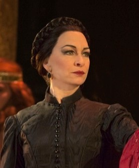 Madame Giry (Anne Kanengeiser) Photo Credit: Matthew Murphy