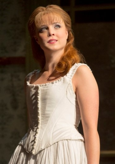 Meg Giry (Morgan Cowling) Photo Credit: Matthew Murphy