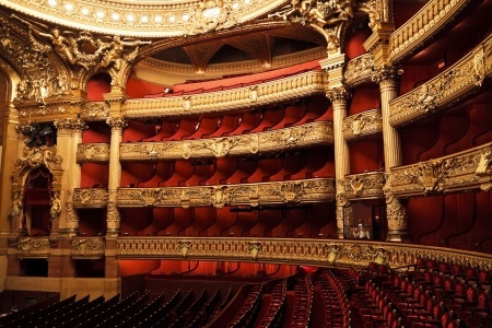 Water and Light in the Palais Garnier