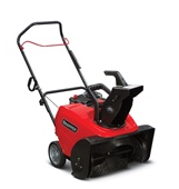 Compact Single Stage Snowblower