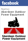click to visit Aberdeen Outdoor Power on Facebook
