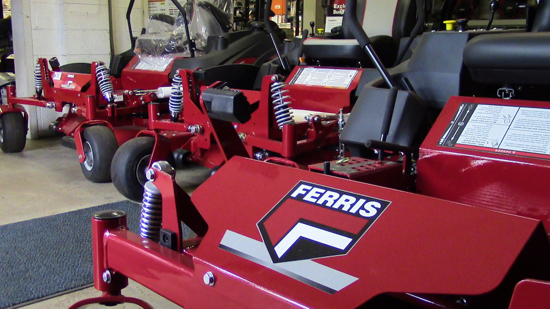Ferris Professional mower