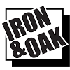 Iron & Oak logspliters logo