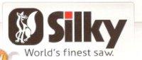 Silky saw logo