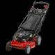 push or self-propelled mower