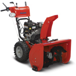 Heavy Duty Duel Stage Simplicity Snow Blower