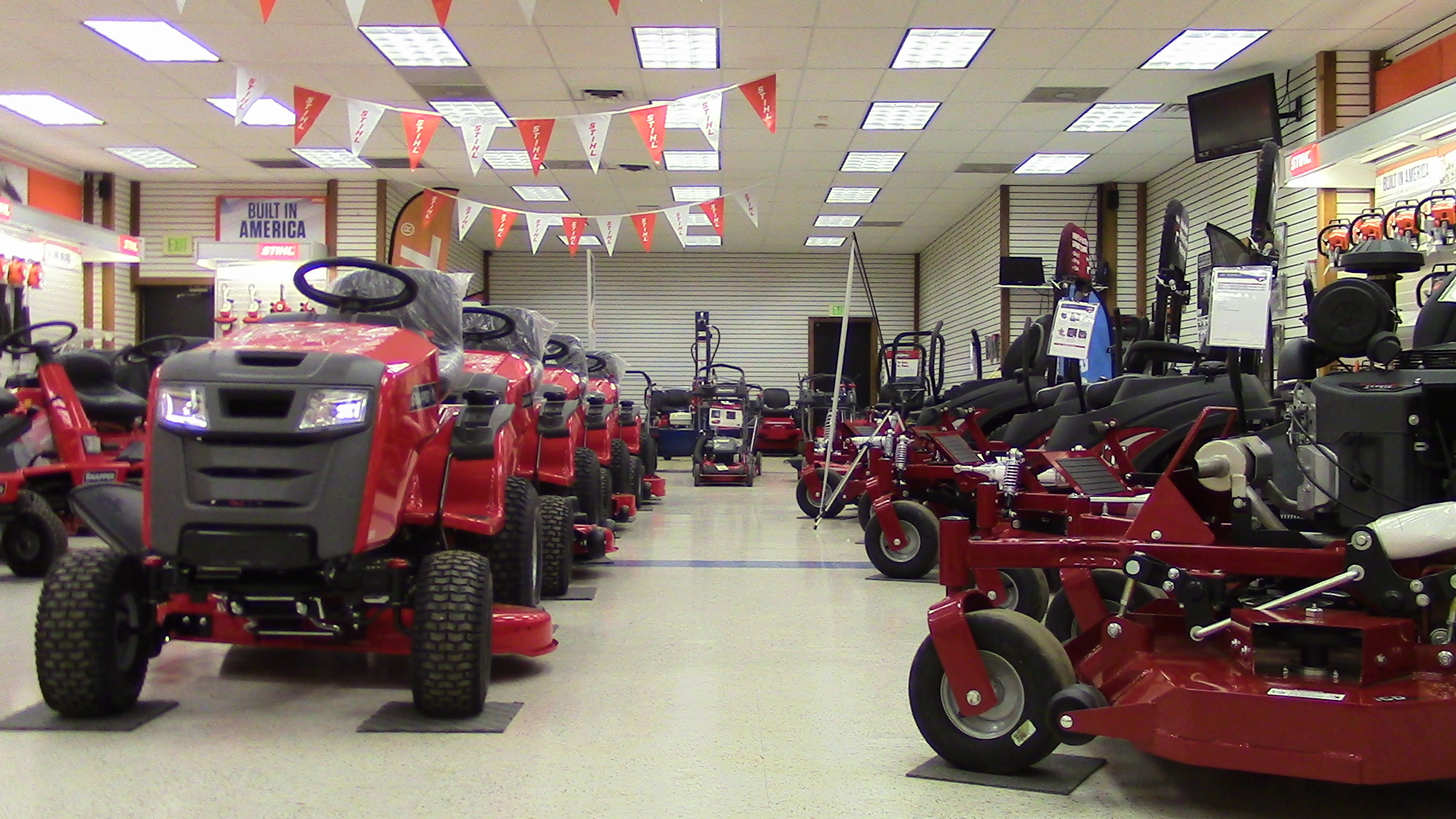 Snapper tractors and Ferris Zero Turn Mowers