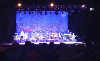 CHICAGO in Concert!