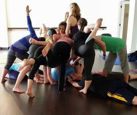 Yoga St Helens
