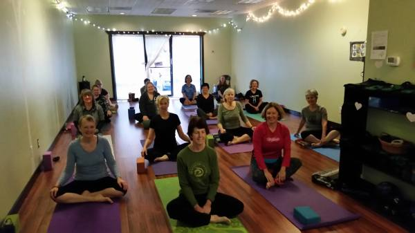 Yoga st Helens Oregon