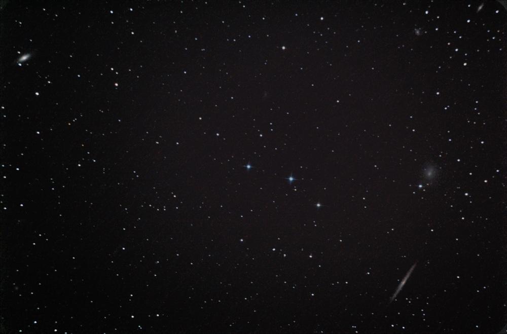 6 galaxias y 1 cometa: ¿eres capaz de identificarlos?
