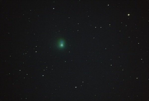 Cometa C2013 US10 (Catalina) fotografiado con SW 150/750