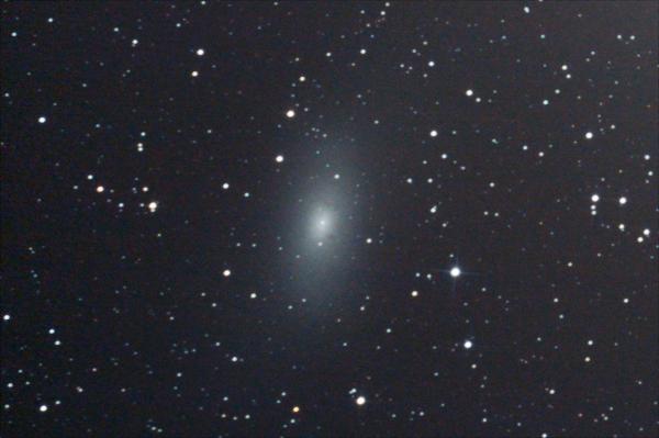 Galaxia elíptica enana NGC 205 / M 110
