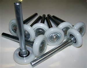 Nylon 11 Bearing Rollers