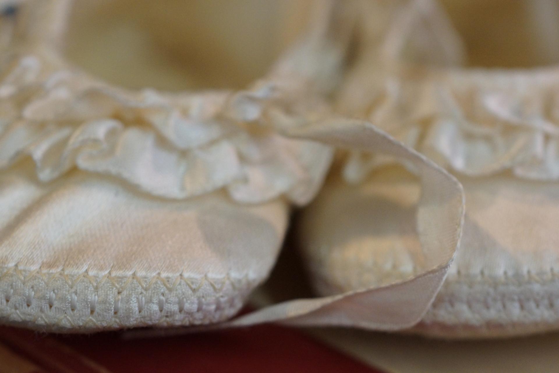 Juno's slippers