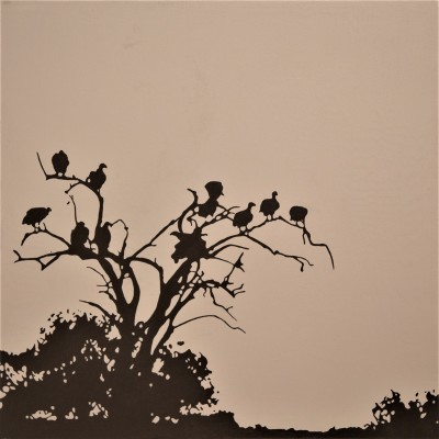 Vultures In The Tree