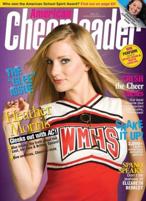 American Cheerleader Magazine | 2011