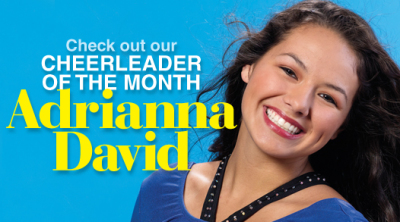 American Cheerleader Magazine | 2011