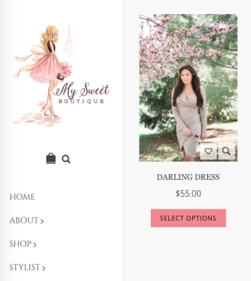 My Sweet Boutique | 2016