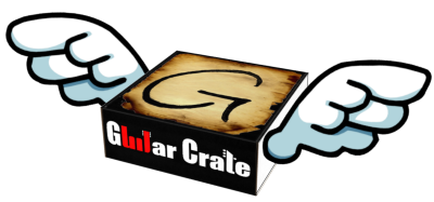 Flying Guitar Crate