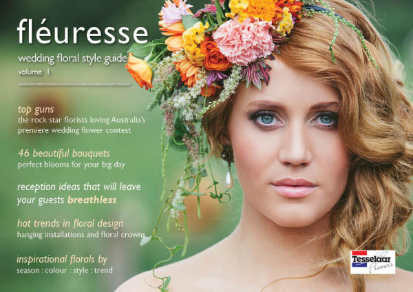 Chic Rustique has been featured in 'fleuresse'; a digital wedding floral style guide.