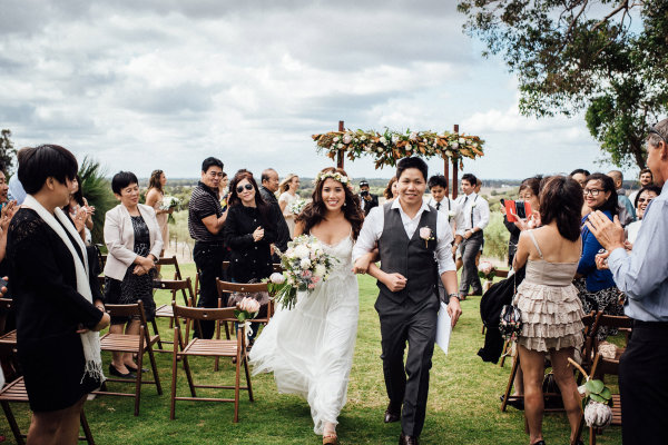 Margaret River Wedding Flowers and Styling by Chic Rustique