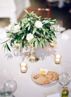 wedding table centrepieces