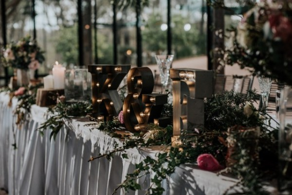 Kalli and Frank's Elegant Rustic Wedding