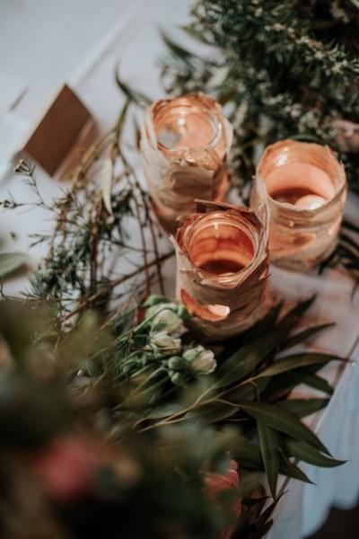 Kalli and Frank's Elegant Rustic Wedding