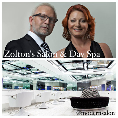 2014 NAHA Winner ~Best Salon Design
