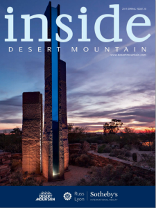 Inside Magazine | Desert Mountain