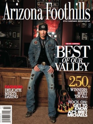 Arizona Foothills Magazine 2012